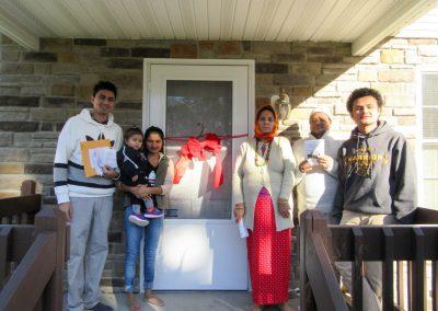 The Bahiya-Poudel Family