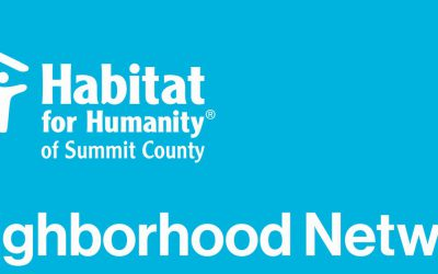 Neighborhood Network, a program of Habitat for Humanity of Summit County, Receives Community Change Grant from America Walks