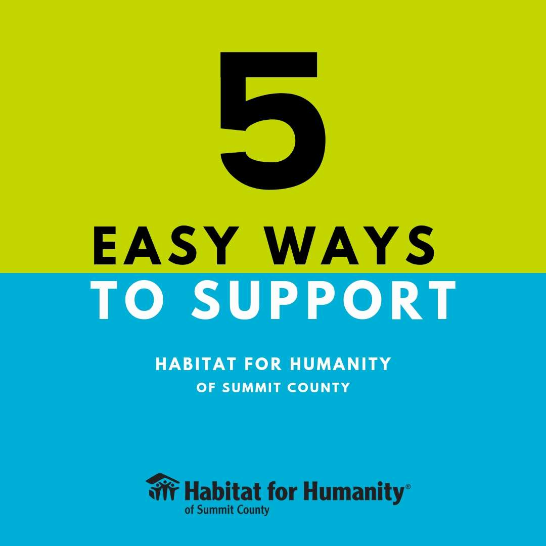 5 Easy Ways to Support