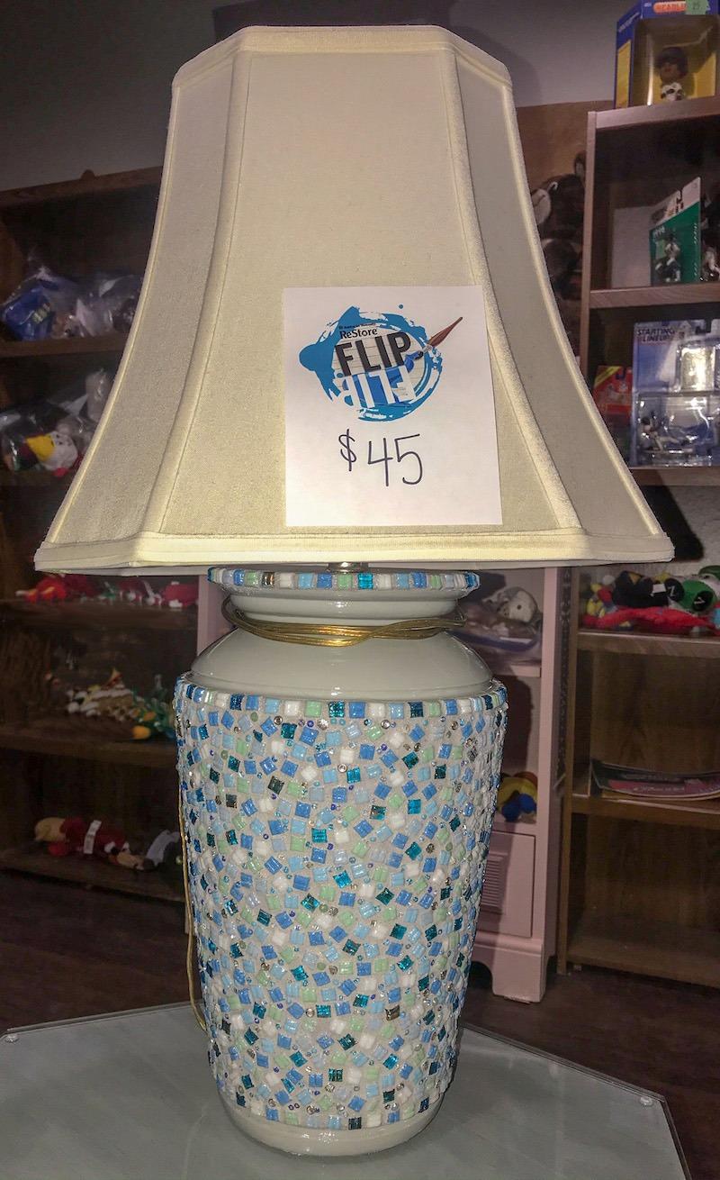 Flip Item Lamp