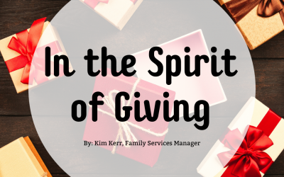 In The Spirit Of Giving