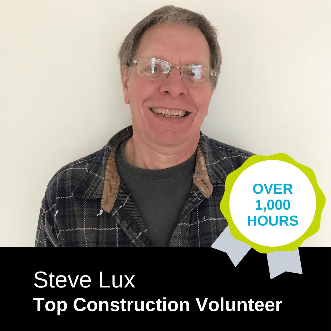 2019 Top Volunteer