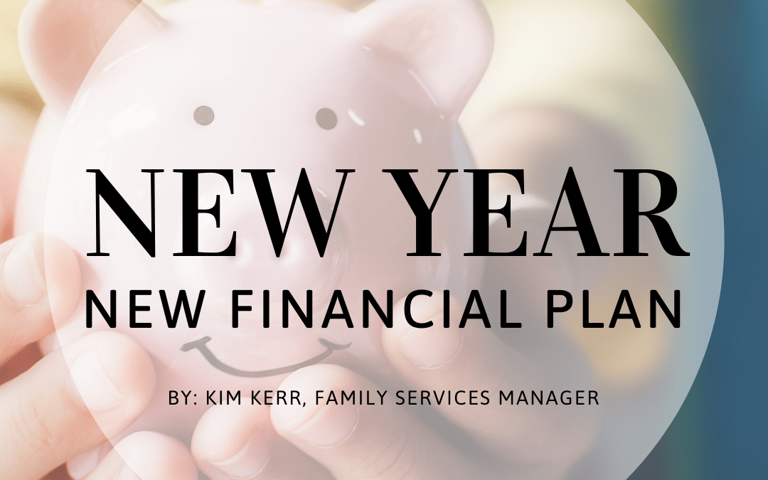 New Year, New Financial Plan