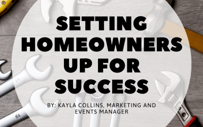 Setting Homeowners Up For Success