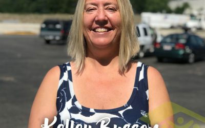Welcome Kelley, New Director of Finance